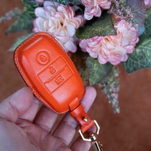 Bao chìa khóa da Vachetta Ý các hãng